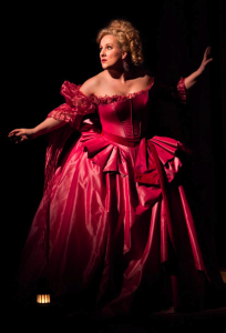 Diana Damrau © Marty Sohl/The Metropolitan Opera