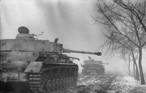 Russland-Süd, Panzer IV