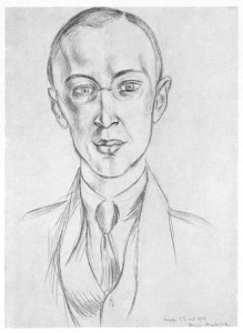 Prokofiev (© Bibliothèque nationale de France)